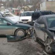 Водії влаштували самосуд над винуватцем ДТП