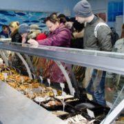 """У Франківську відкрився рибний маркет відомого бренду """"Don Mare"""". ФОТО"""