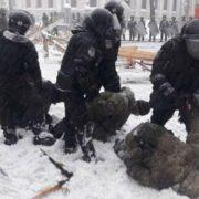 Франківські атовці обурились розгоном мітингу в Києві та вимагають відставки Авакова (ФОТО)