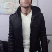 Попався: правоохоронці викрили грузина, який обкрадав квартири в Івано-Франківську. ФОТО