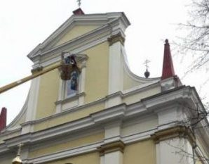 У Франківську священики роблять неприпустиме (ФОТО)