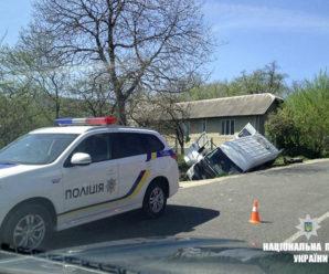 За фактом ДТП, де постраждало 13 осіб та 1 загиблий на Прикарпатті, поліція розпочала слідство