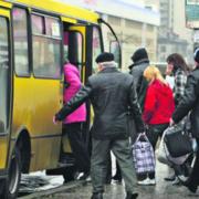 В українській маршрутці покалічили дитину