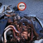 Жахлива ДТП під Києвом: Мотоцикл розірвало на частини