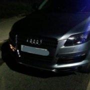 Лондонський Audi Q7, який розшукував Інтерпол, знайшли у Франківську