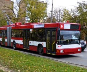 На День міста вулицями Івано–Франківська курсуватимуть «музичні тролейбуси»