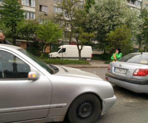 В Івано-Франківську знову ДТП