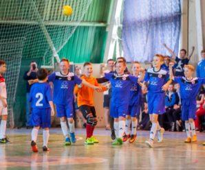 Школярі з Івано-Франківська стали переможцями турніру з футзалу