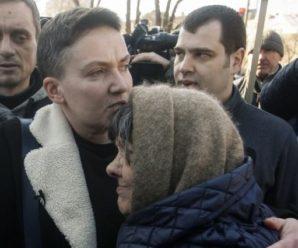 """""""Винесли з хати …"""": Мати Савченко відверто розповіла, що знайшли в квартирі Надії правоохоронці"""