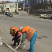Ніякої побілки бордюрів та стовпів: Франківськ перший ініціює офіційний штраф