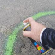 На Прикарпатті з'явилася Долина кольорових доріг (фото)