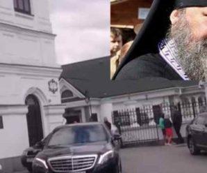 """""""З дорогими іномарками і погрозами"""": Намісник Києво-Печерської лаври гучно відсвяткував свій День народження"""
