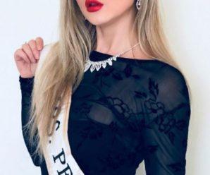Дівчина з України стала переможницею конкурсу краси в США