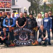 На Коломийщині байкери відкрили мотосезон