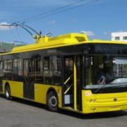 """Як франківський тролейбус """"знімав"""" свою поїздку на відео"""