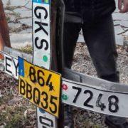 Штраф 170 тисяч і конфіскація: українців на «євробляхах» чекає кошмар