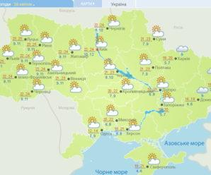 Українців попередили про літню жару