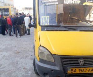 На Прикарпатті водій мікроавтобуса наїхав на пішохода
