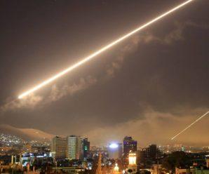 The Washington Post опублікувала супутникові знімки наслідків ракетного удару по Сирії