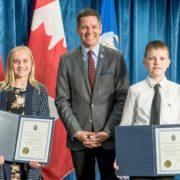 12-річний українець став мером канадського міста