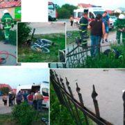Проткнув підборіддя і вийшов ротом: шестирічний хлопчик на Тернопільщині наткнувся на металевий штир