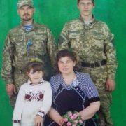 Жінка з Коломийщини пішла в АТО слідом за синами