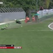В Італії на змаганнях WorldSSP300 розбився український мотогонщик (ВІДЕО)