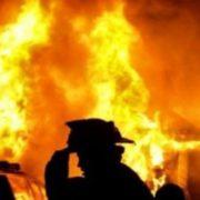 У Калуші під час пожежі квартири ледь не загинув її власник