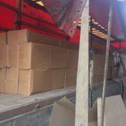 У Закарпатській області затримали контрабанду цигарок на мільйони гривень