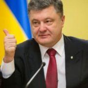 Порошенко заявив, що має чітке уявлення, як за п'ять років поліпшити життя людей, і звільнити Україну від агрeсора