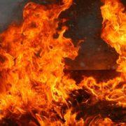 Жахлива смерть: на Прикарпатті заживо згоріли двоє чоловіків