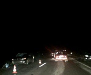 Жахлива трагедія на Прикарпатті: через зіткнення двох «євроблях» загинула випадкова дівчина-пішохід