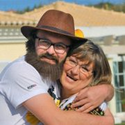 Мама Дзідзьо приїхала з Португалії в Україну на концерт сина (фото)