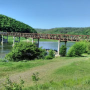 На Прикарпатті відремонтували проблемний міст через Дністер (фото)