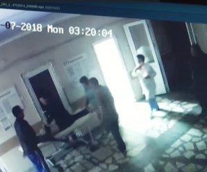 П'яний дебош: стали відомі нові подробиці бійки в калуській лікарні. ВІДЕО