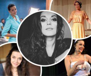 Відома франківка потрапила до ТОП-20 актрис України нової хвилі. ФОТО