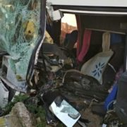 Автобус з українськими туристами потрапив у жахливу ДТП: Багато постраждалих