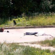 ДТП у Калуші: водій на смерть збив чоловіка і втік. ФОТО