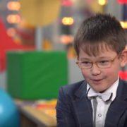 """Коломиянин виступив на шоу """"Розсміши коміка. Діти"""", щоби сім'я добудувала дім. ВІДЕО"""