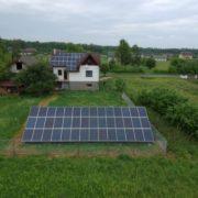 Сонячну електростанцію потужністю 17 кВт змонтовано в Отинії
