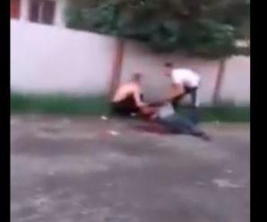 Вибух гранати на Надвірнянщині. З'явилося відео перших секунд після інциденту (ВІДЕО)