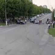 Стали відомі подробиці ДТП у Калуші за участі велосипедиста. ФОТО