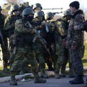 Свідок у справі Януковича розповів, як Росія захоплювала Крим