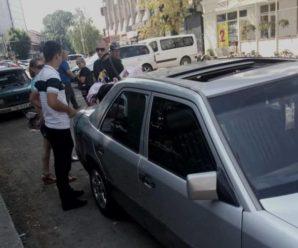 Батьки залишили задихатися в автомобілі у центрі Ужгорода своє немовля