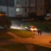 Франківців добряче здивувала колискова, котра гучно лунала посеред ночі на вулицях міста