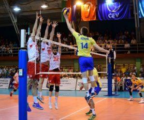 В Івано-Франківську збірна України з волейболу перемогла Туреччину