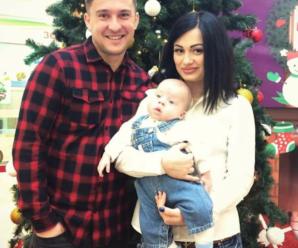 """В дружини футболіста """"Прикарпаття"""" Романа Бочкура діагностували рак. Сім'я також бореться із онкологією малолітнього сина"""