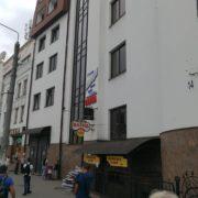 В одному із кафе Івано-Франківська клієнтам подають страви з хробаками. ФОТО