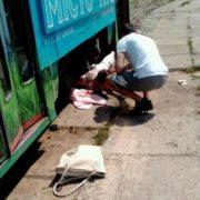 """""""Ампутували ногу, а також…"""": У Львові жінку збив трамвай (фото)"""