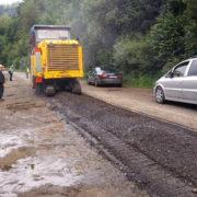 «ПБС» ремонтує дорогу на Верховинщині (фото)